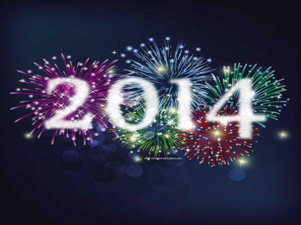 Bonne & Heureuse Année 2014, ainsi que bonne santé à tous !!!!!