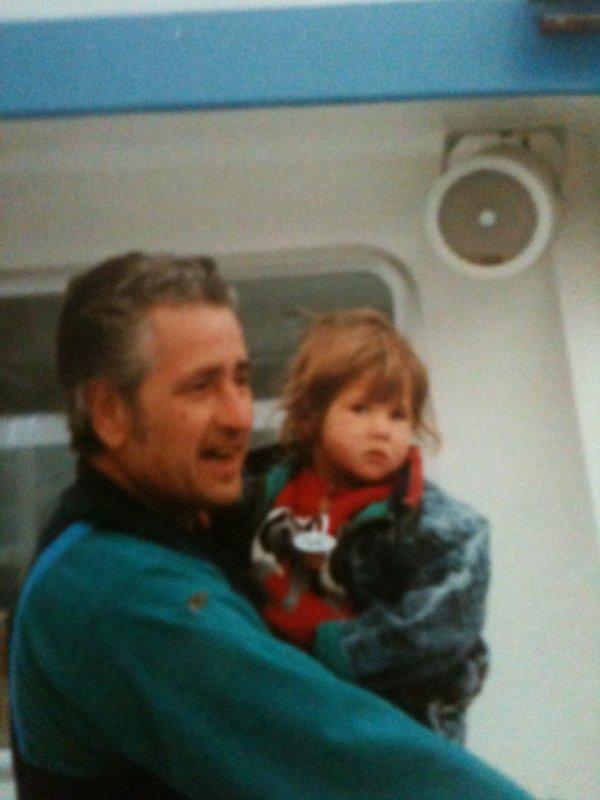 toujour moi et papa