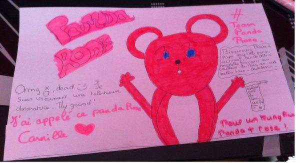 Panda rose :'(
