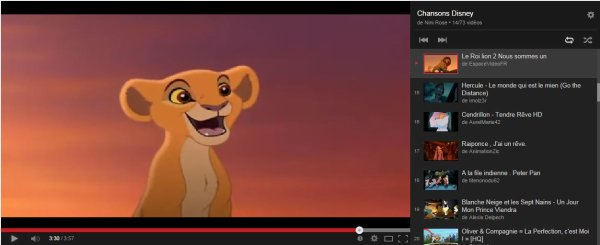 Disney et Licornes
