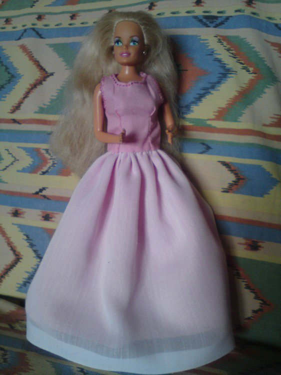 Robe pour Barbie