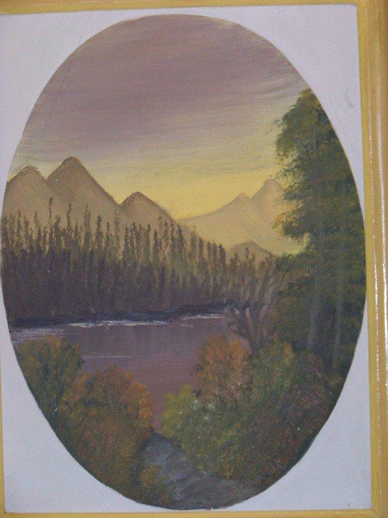mes peintures