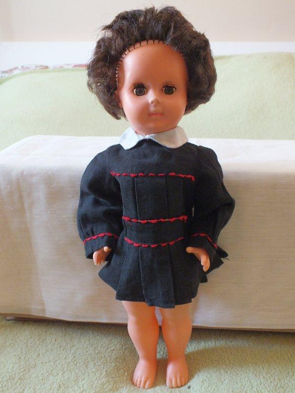 Présentation des poupées des vide-greniers de l'ascencion