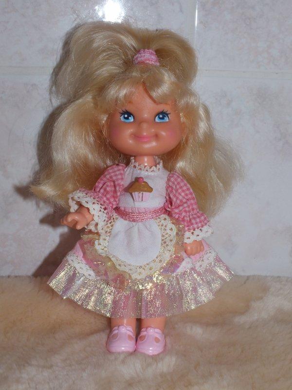 poupée Mattel