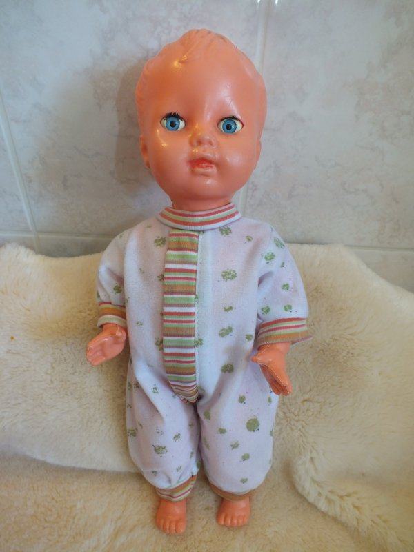 Mes poupons et poupées sans marque