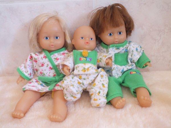 Mes poupées et poupons Berchet