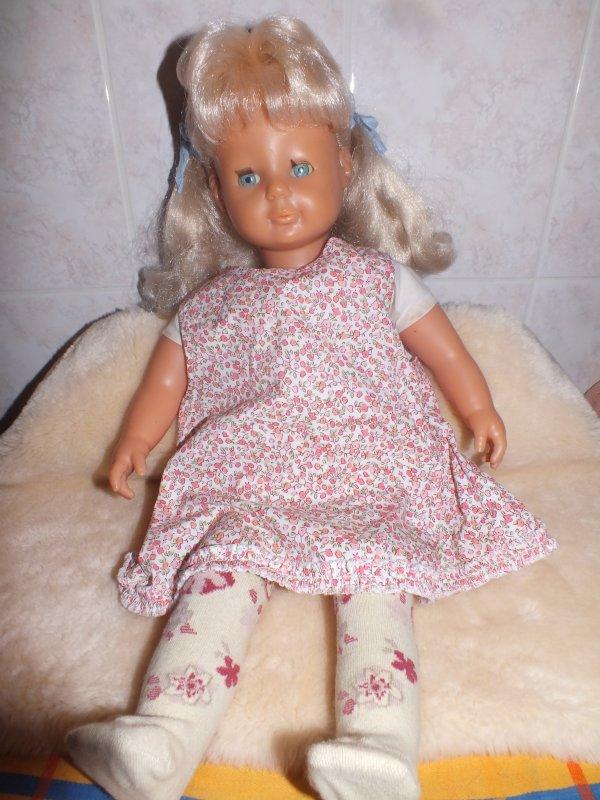 Mes poupées et poupons Famosa