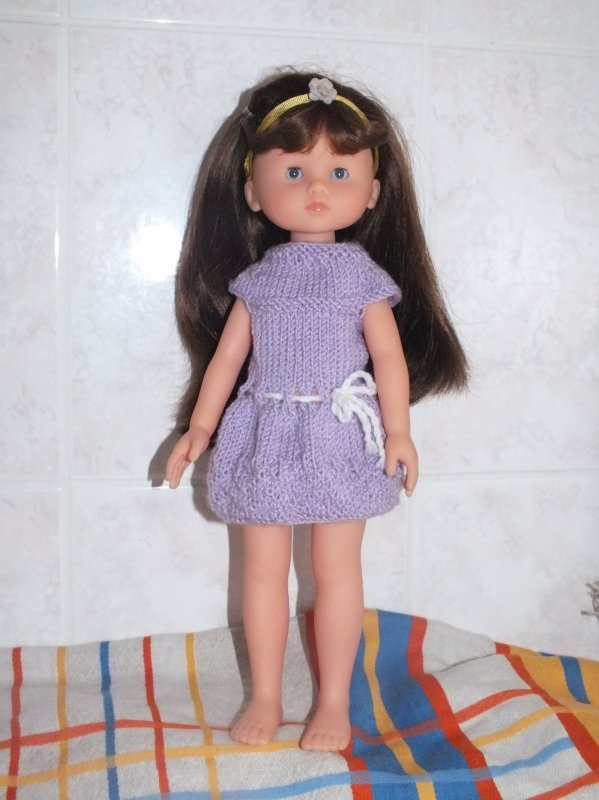 robe pour Cathie des Chéries