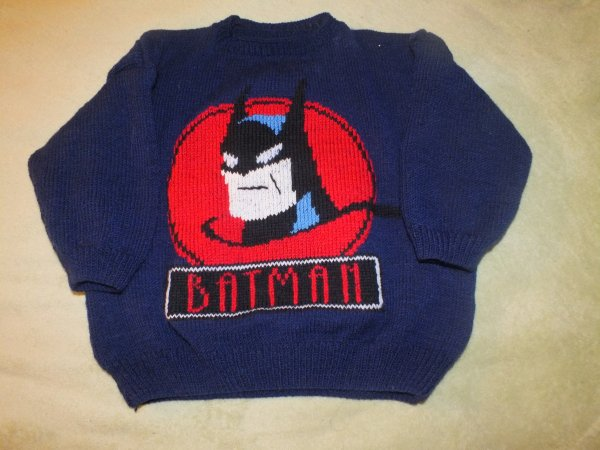 Pull Batman