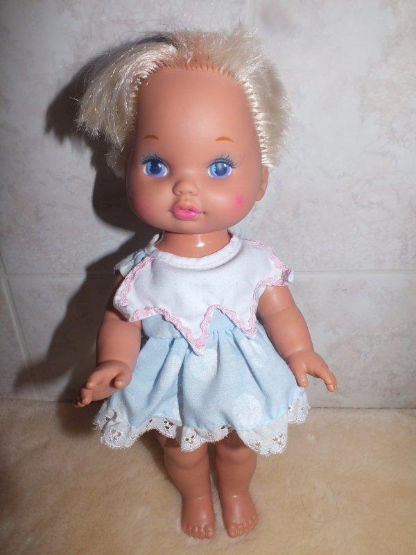 Mes poupées Mattel