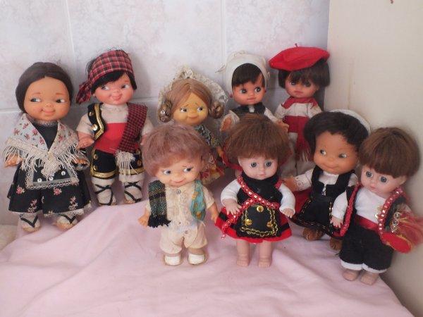 mes poupées folkloriques