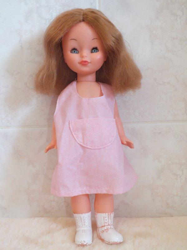 Mes poupées Franca