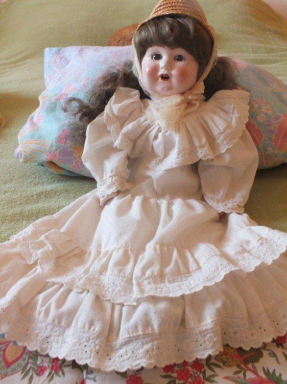 Ma poupée Götz