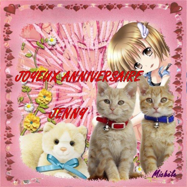 cadeau pour Jenny