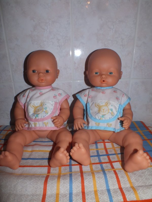 Mes poupées Famosa