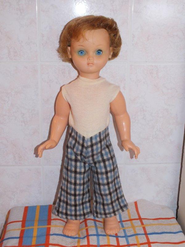 Ma poupée Bella du vide grenier du 18 mars
