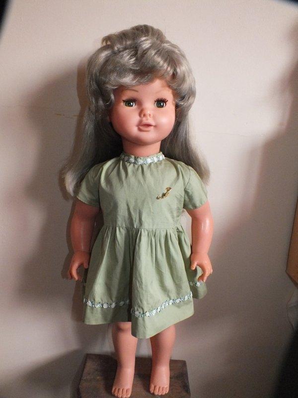 ma poupée Margareth de Raynal