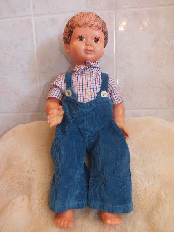 Mes poupées sans marque