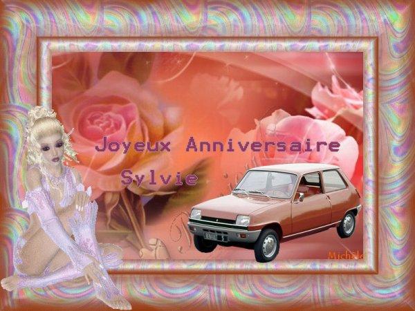 Anniversaire de Sylvie35