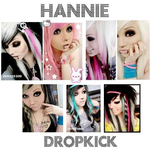 Hannie Dropkick With Friends