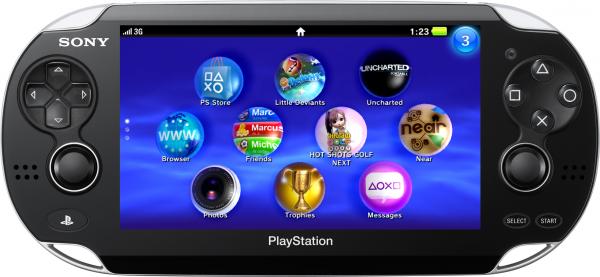 La nouvelle console portable de sony : La psp ngp (next generation portable)