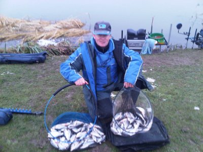 Pêche du 30 décembre  2010 à Sautour !!