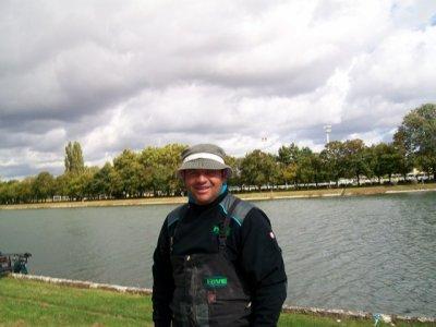 Didier DELANNOY participait la 1ère nationale ce we du 17/09/11 à Choisy