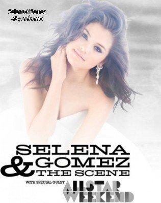 Selena Gomez & The Scene , La Pochette de leur nouvel Album ?.