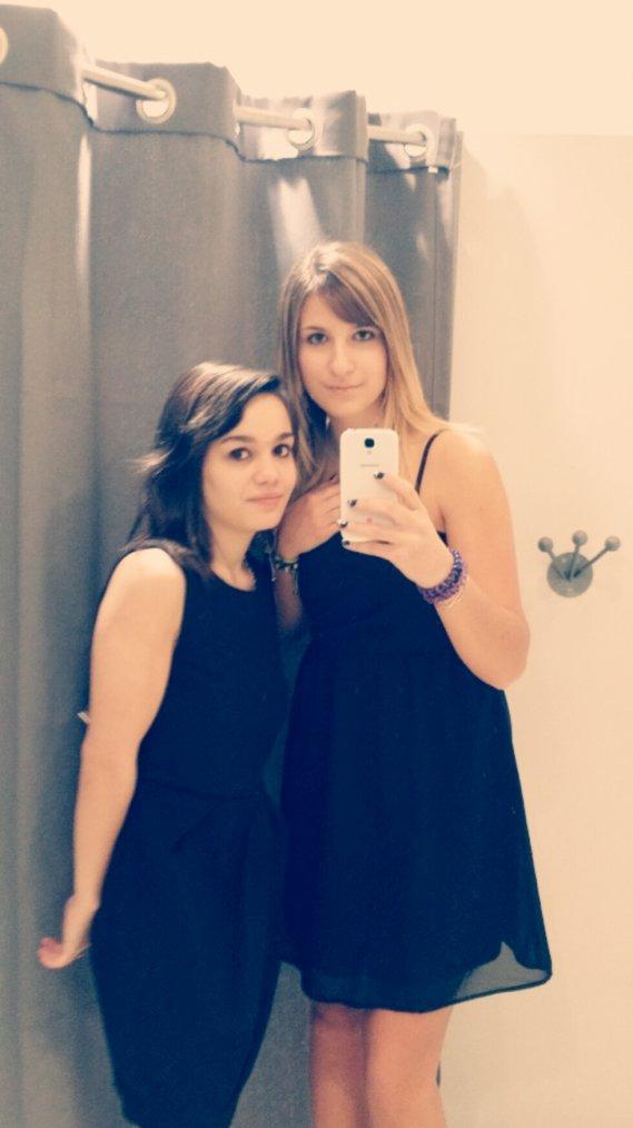 MOi and ManOn. ♥