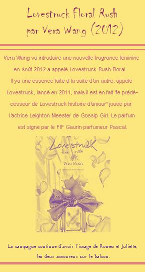 O5 : Leighton Meester, égérie du nouveau parfum Lovestruck Floral Rush