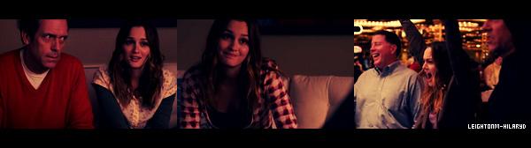 13. Un nouveau film pour Leighton Meester qui sortira sûrement fin 2012 ! The Oranges.