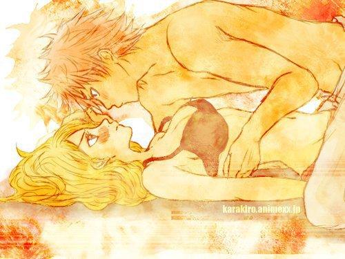 Quelques images de Fairy tail les couples