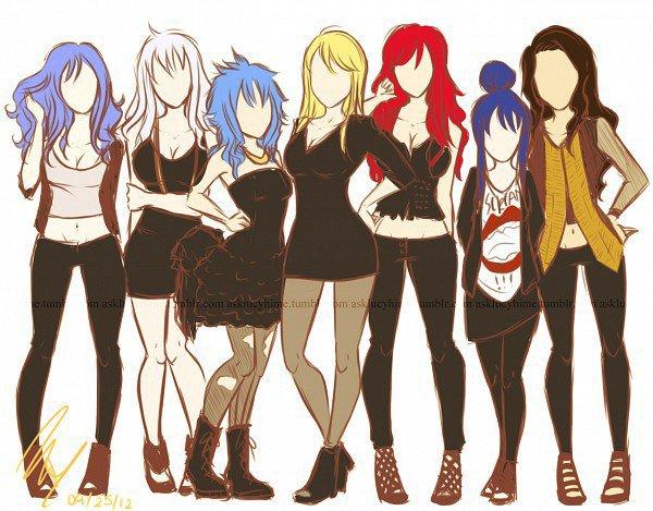 Les filles !