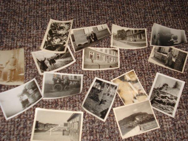 Des papiers & photos