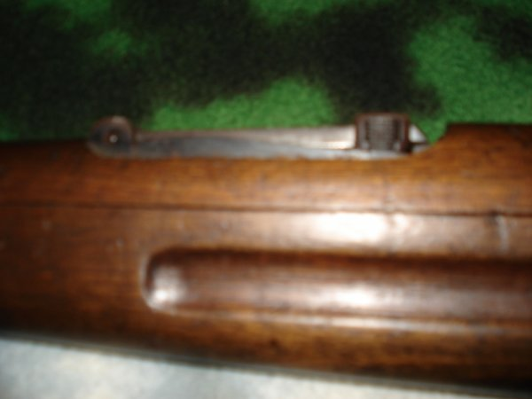 """Mauser Espagnol 1938 """" Espano/Allemand """""""