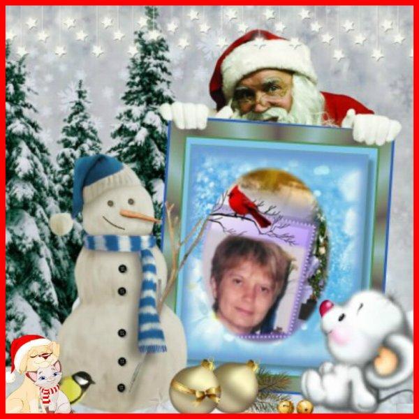 Cadeau de mon amie Mary