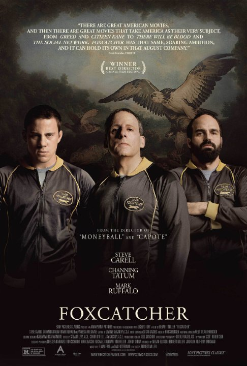 Foxcatcher - bande-annonce VF
