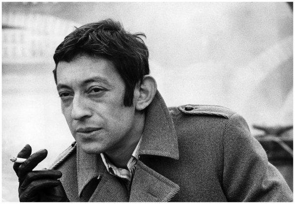 Serge Gainsbourg  ... 25 ans, déjà ....