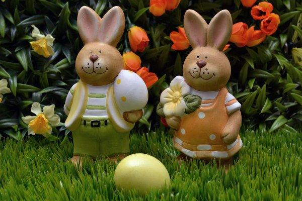 Bon weekend de Pâques à vous ....