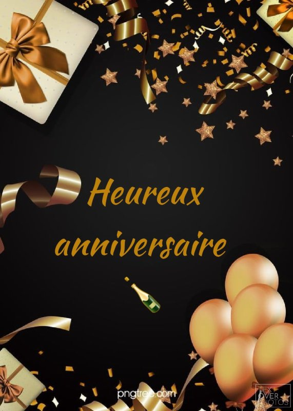 Bon anniversaire Monsieur SoitFranc ....