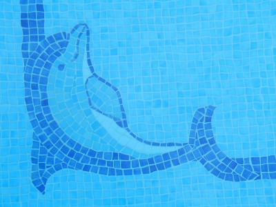 motif pour piscine pose mosaique piscine pate de verre et emaux. Black Bedroom Furniture Sets. Home Design Ideas