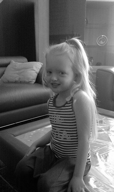 ma fille;ma lumiere