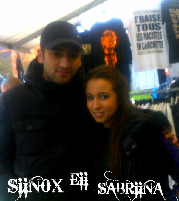 SiiN0OX && SAABRiNA