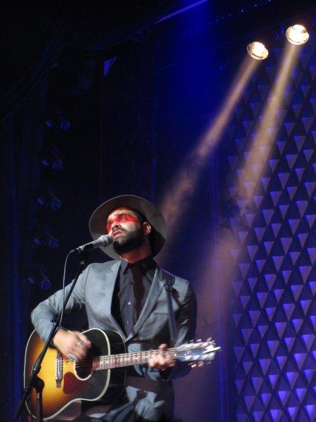 Concert YCARE - La Nouvelle Eve (Paris 9), le 03/02/2016