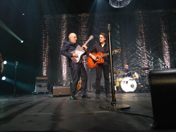 Concert Francis CABREL - Zénith de Rouen (76), le 09/03/2016