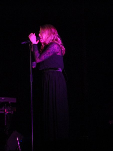Concert COEUR DE PIRATE - Zénith de Paris, le 02/04/2016