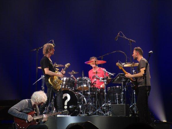 Concert LES INSUS - Zénith d'Amiens, le 27/04/2016 (Photos)