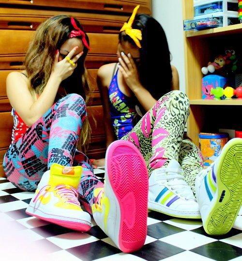 # Multicolor $W@G