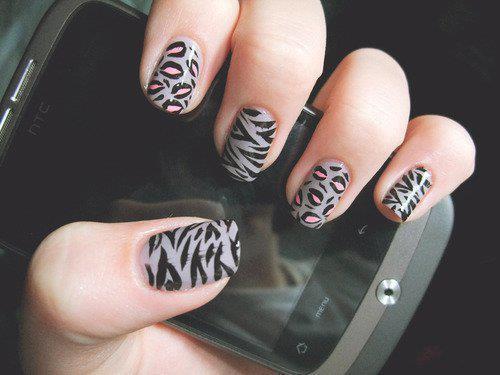 Nail art Swagg