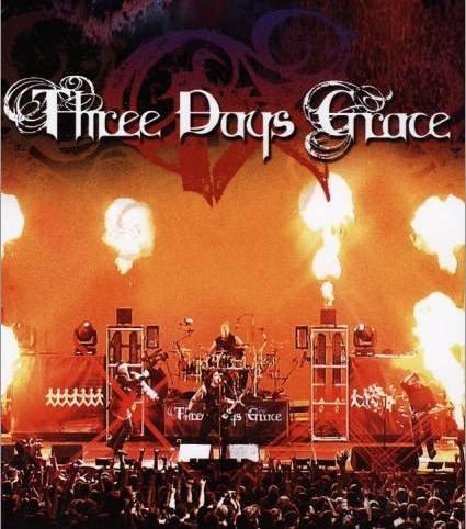 Blog Three Days Grace (3DG)